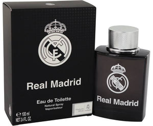 MENS FRAGRANCES - Real Madrid 3.4 Oz EDT For Men
