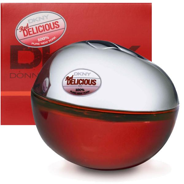 MENS FRAGRANCES - Red Delicious 3.4 Oz EDT By DKNY For Men