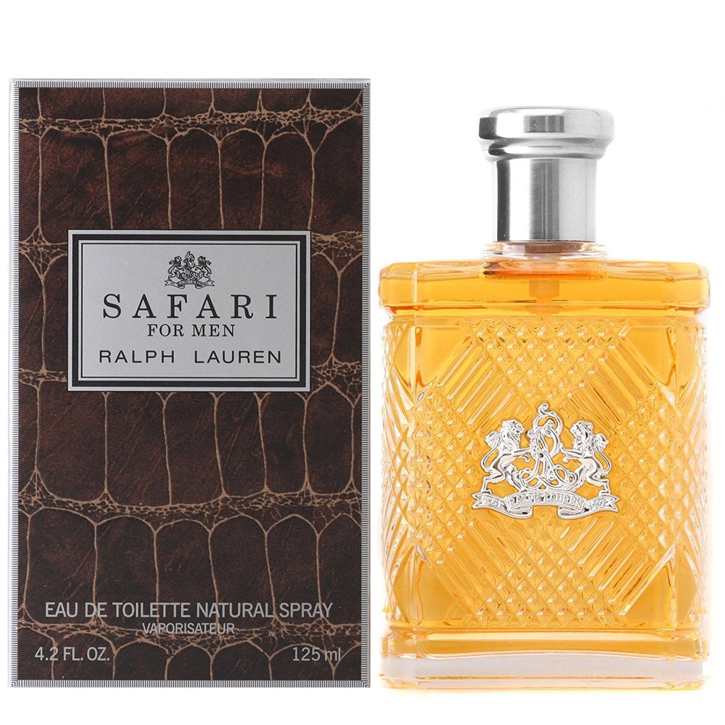 MENS FRAGRANCES - Safari 4.2 EDT For Men
