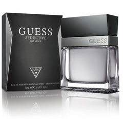 MENS FRAGRANCES - Seductive 3.4 Oz EDT For Men