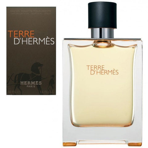 Terre D'Hermes 3.3oz EDT for men