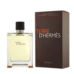 MENS FRAGRANCES - Terre D'Hermes 6.7 Oz EDT For Men