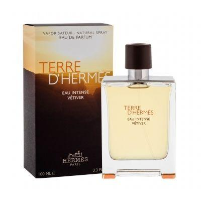 MENS FRAGRANCES - Terre D'Hermes Eau Intense Vetiver 3.3 Oz EDP For Men