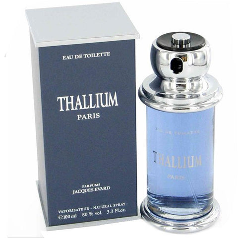 Thallium 3.3 oz EDT for men