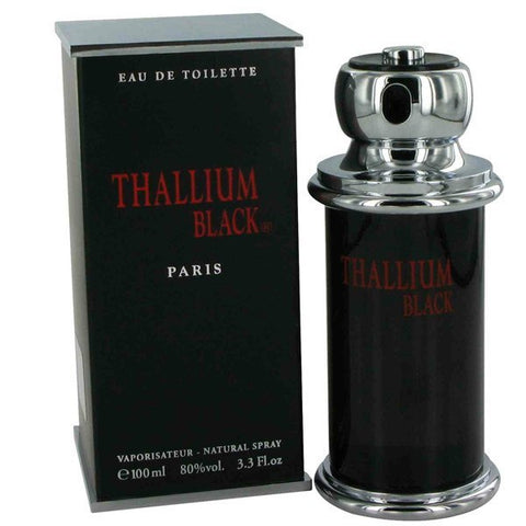 Thallium Black 3.4 oz EDT for men