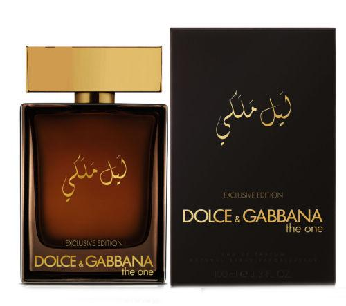 MENS FRAGRANCES - The One Royal Night By Dolce & Gabbana 3.4 Oz EDP For Men