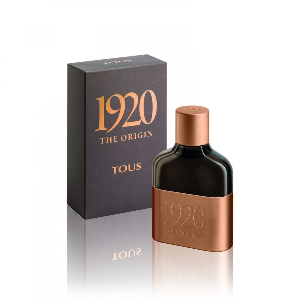 MENS FRAGRANCES - Tous 1920 The Origin 3.4 Oz EDT For Men