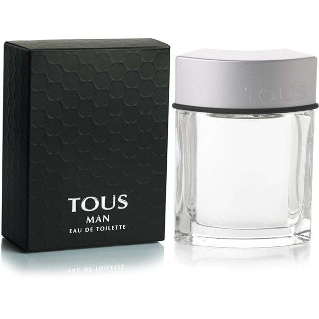 MENS FRAGRANCES - Tous 3.4 Oz EDT For Men