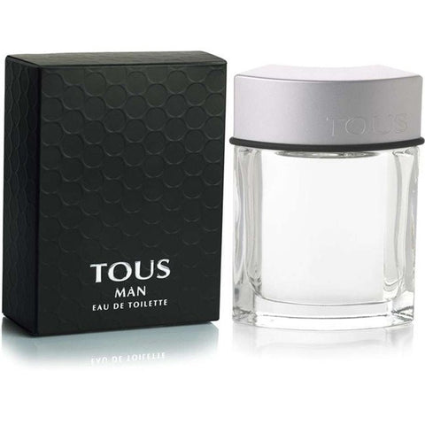 Tous 3.4 oz EDT for men