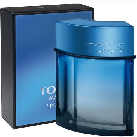 MENS FRAGRANCES - Tous Man Sport 3.4 Oz EDT For Men