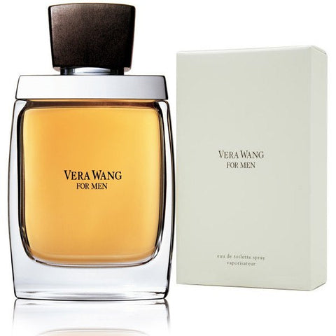 Vera Wang 3.4 oz EDT for men