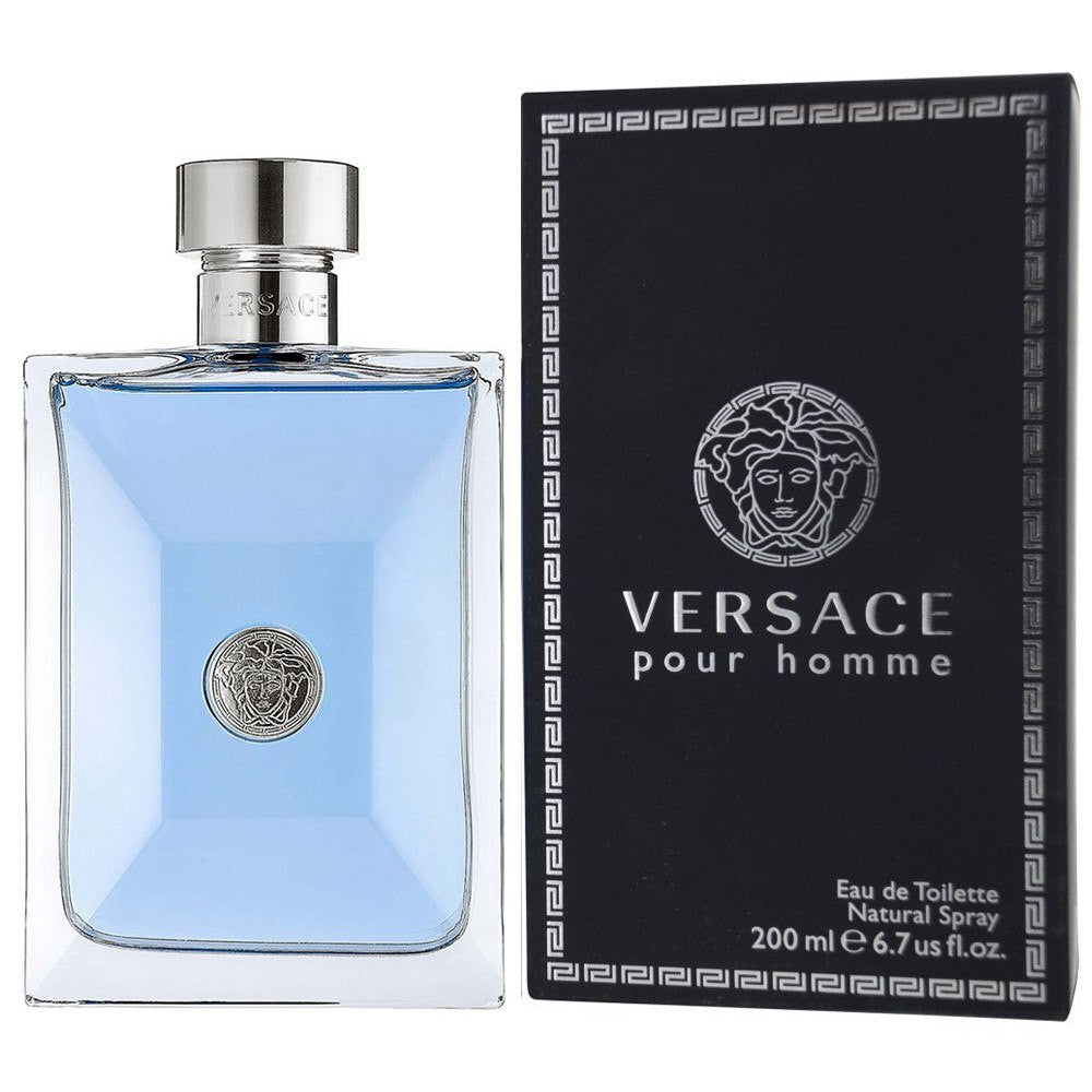 MENS FRAGRANCES - Versace Homme 6.7 Oz EDT For Men