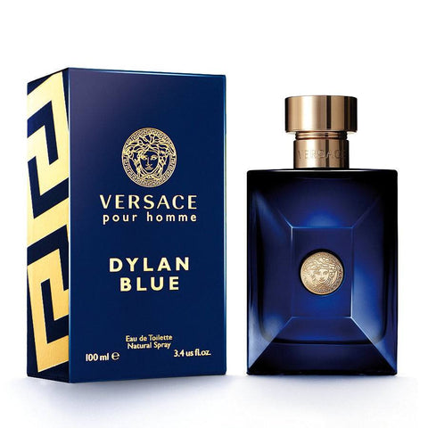 MENS FRAGRANCES - Versace Homme Dylan Blue 3.4 Oz EDT