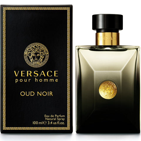 Versace Homme Oud Noir 3.4 EDP for men