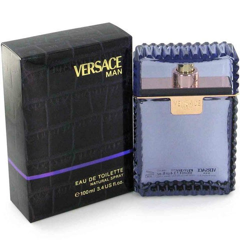 Versace Man 3.4 oz EDT for men