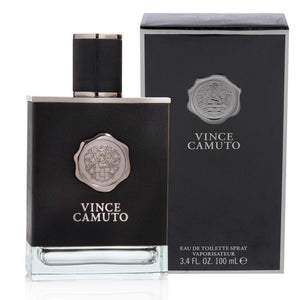 MENS FRAGRANCES - Vince Camuto 3.4 Oz EDT For Men