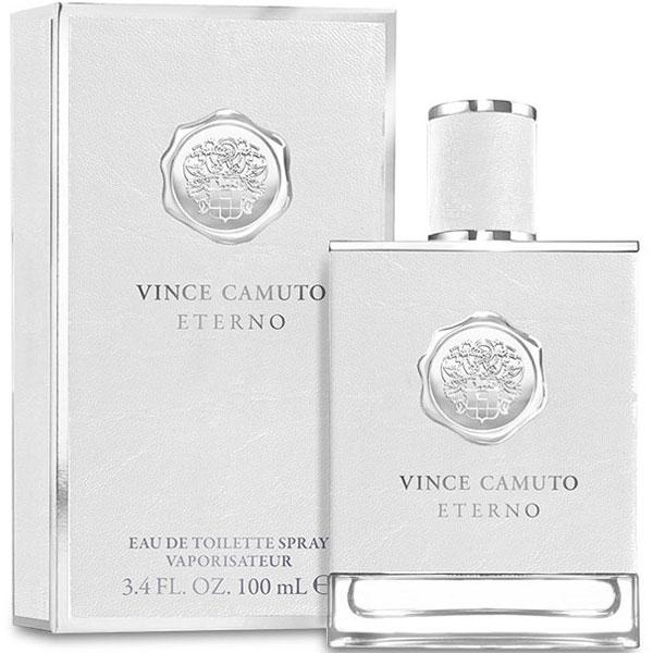 MENS FRAGRANCES - Vince Camuto Eterno 3.4 Oz EDT For Men
