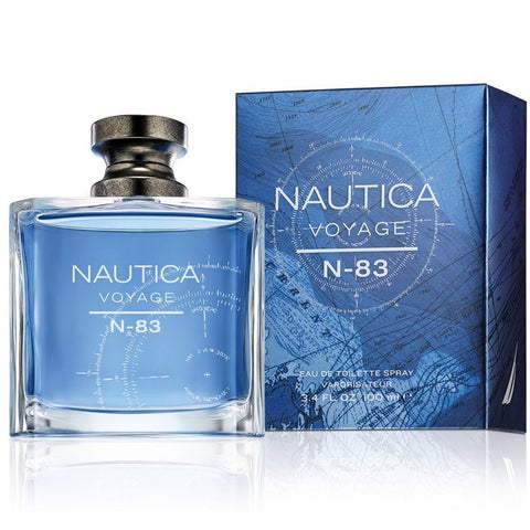 Voyage N-83 3.4 oz EDT for men