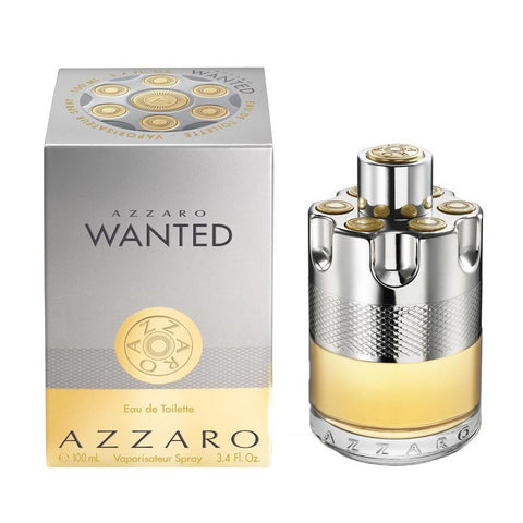 Wanted 3.4 oz EDT for men