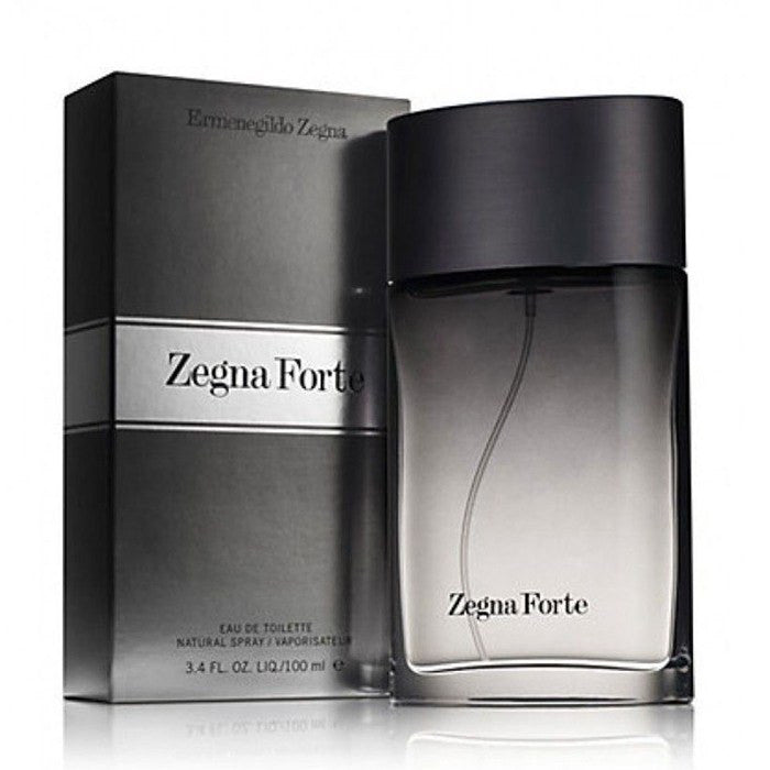 MENS FRAGRANCES - Zegna Forte 3.4 Oz EDT For Men