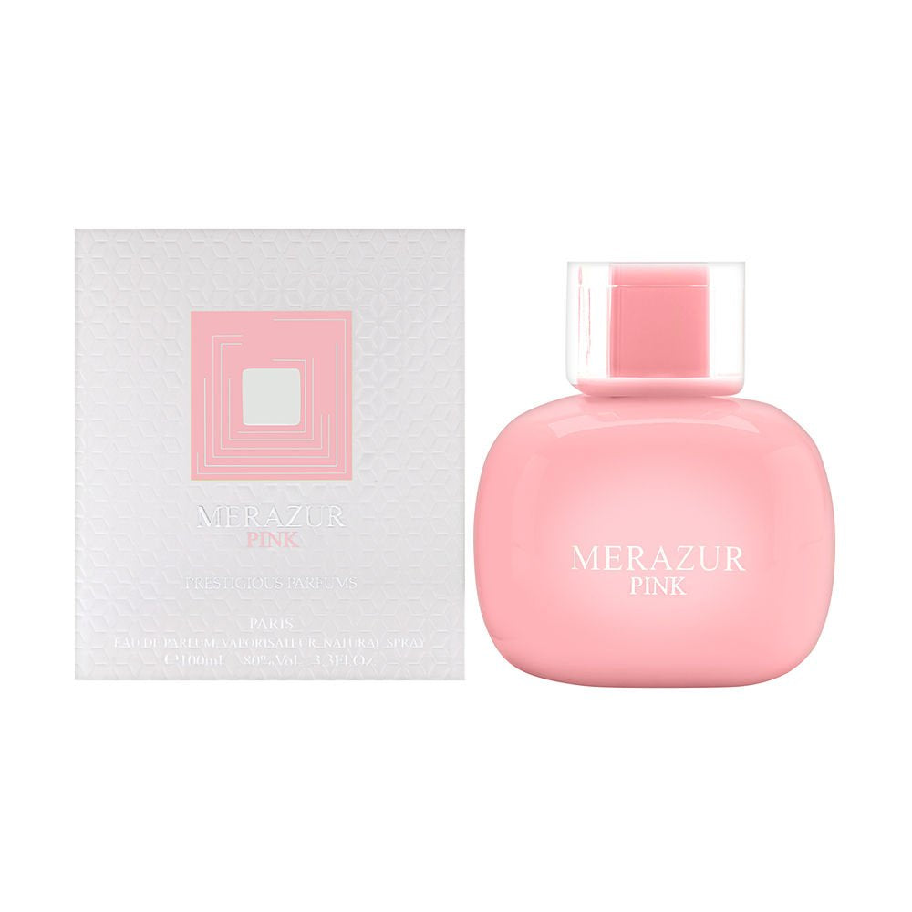 Merazur Pink 3.3 oz EDP for women