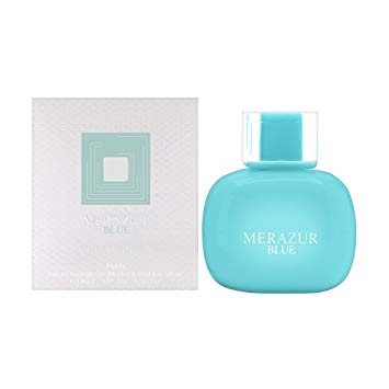 Merazur Blue 3.3 oz EDP for women