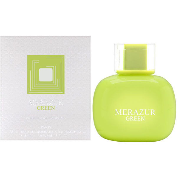 Merazur Green 3.3 oz EDP for women