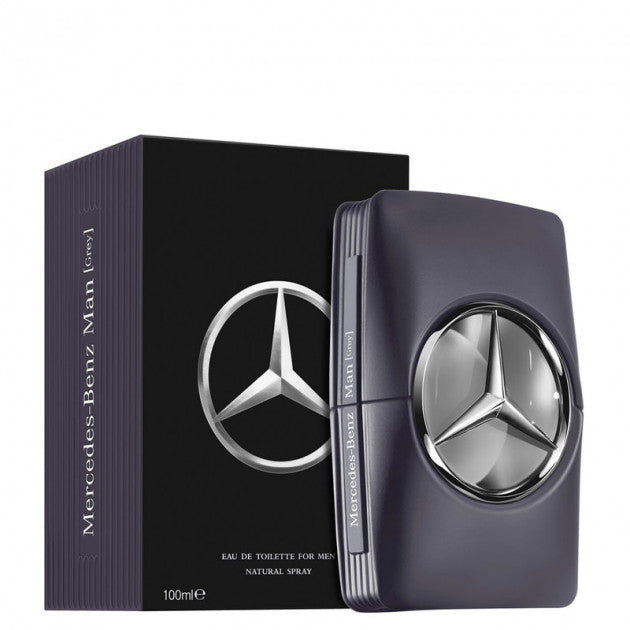 Mercedes Benz Man Grey 3.4 oz EDT for men
