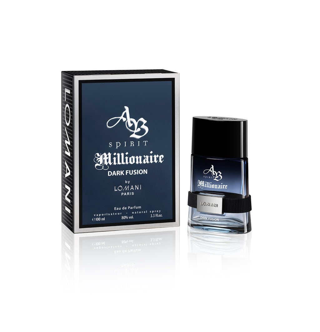 AB Spirit Millionaire Dark Fusion 3.4 EDP for men