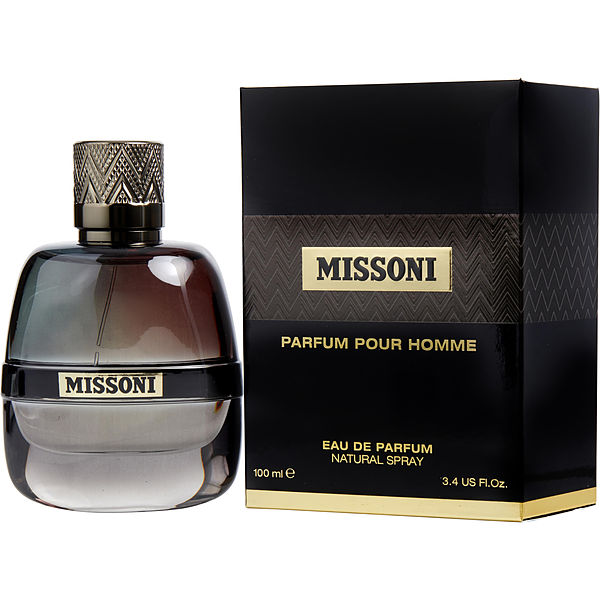 Missoni 3.4 oz EDP for men