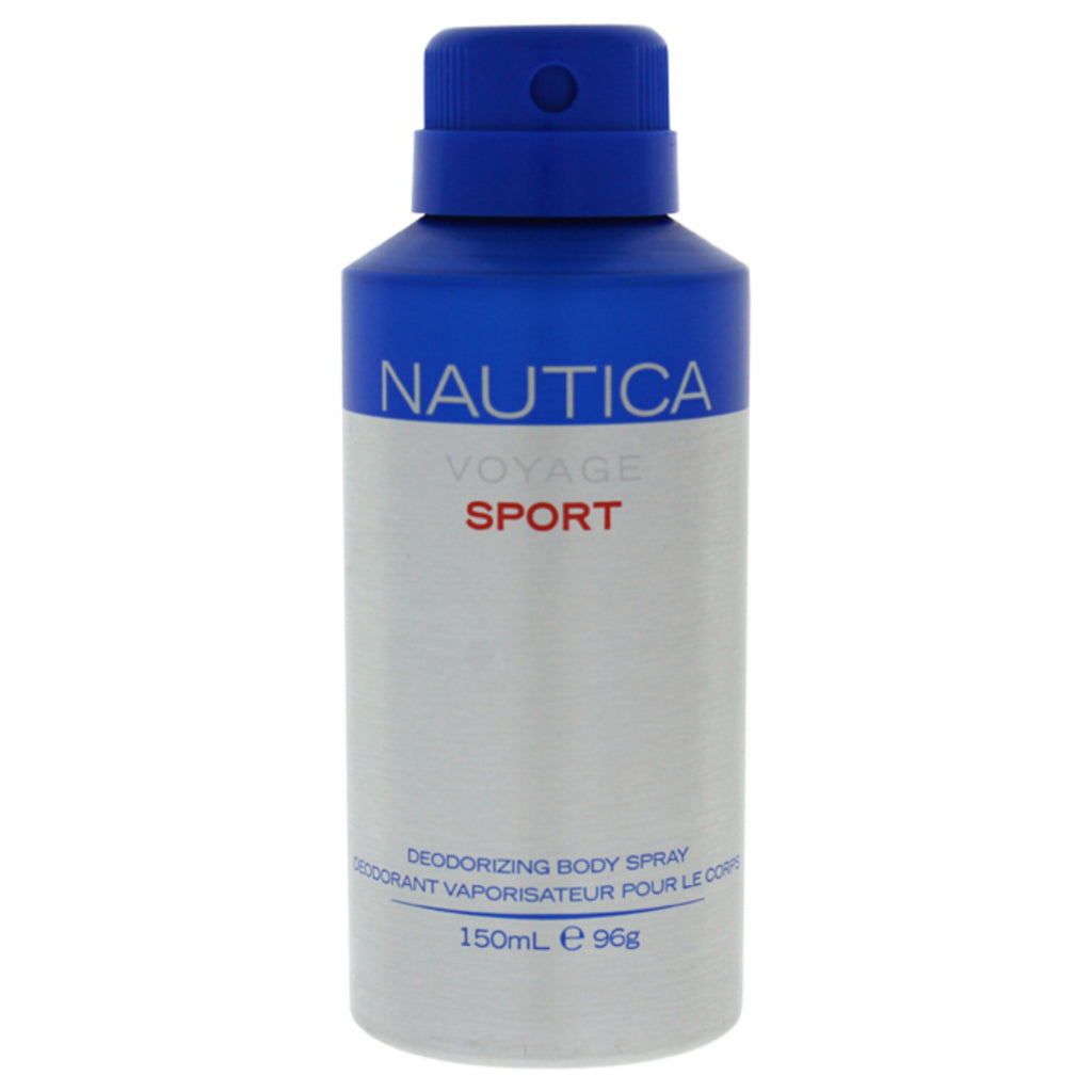 Nautica Voyage Sport 5.0 oz Body Spray for men