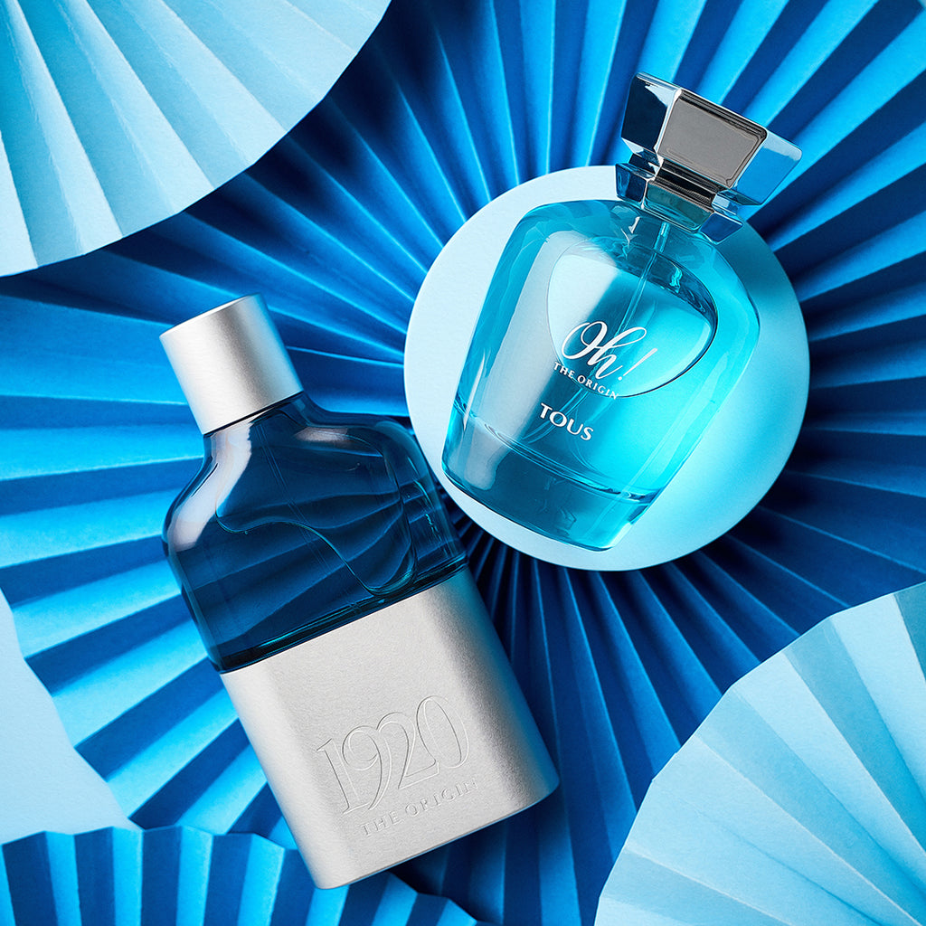 Tous 1920 The Origin Blue 3.4 oz EDT for men