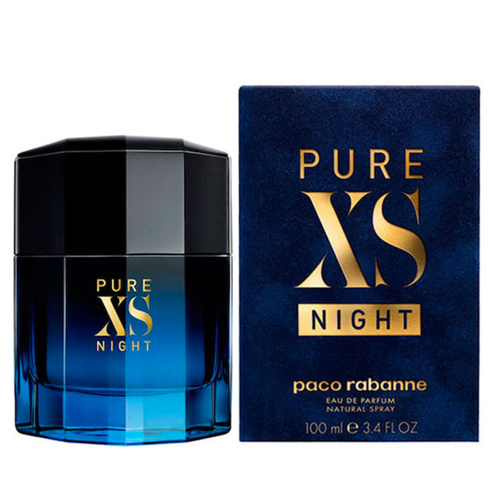 Paco Rabanne Pure XS Night 3.4 oz EDP for men