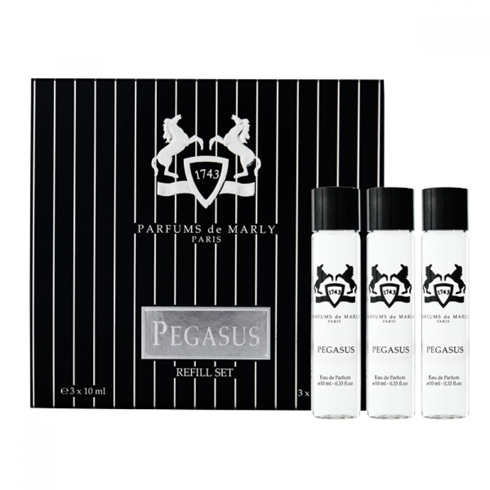Pegasus Refill Set 3x0.34 oz for men