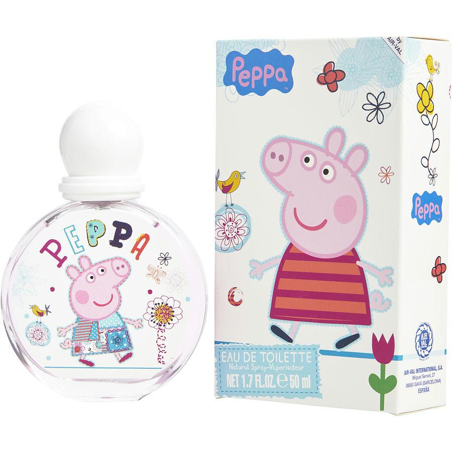 Peppa 1.7 oz EDT for kids
