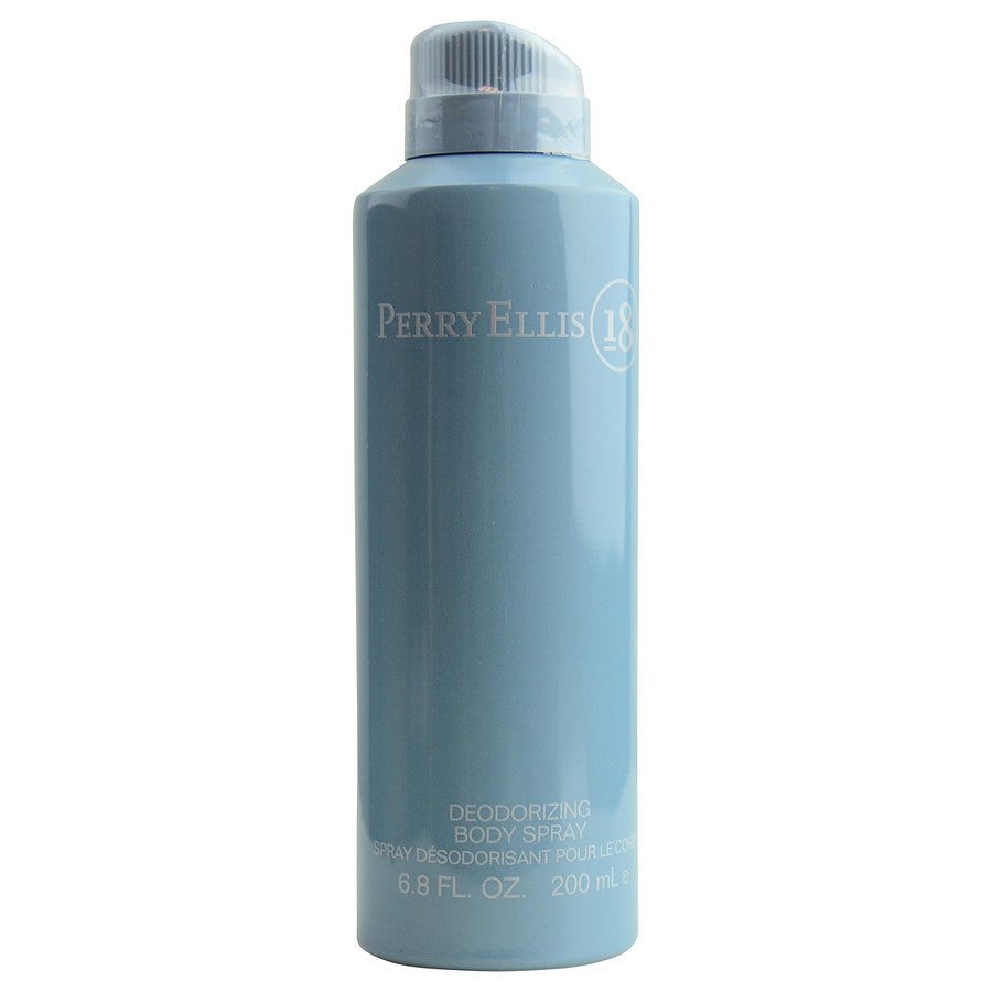 Perry Ellis 18 6.8 oz Body Spray for men
