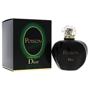 Poison 3.4 oz EDT by Dior for women