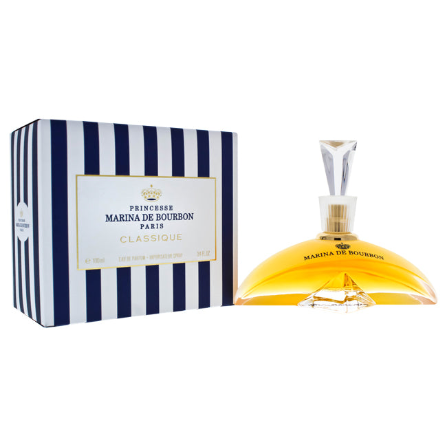 Marina de Bourbon Princesse Classique 3.4 oz EDP for women