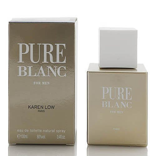 Pure Blanc 3.4 oz for men