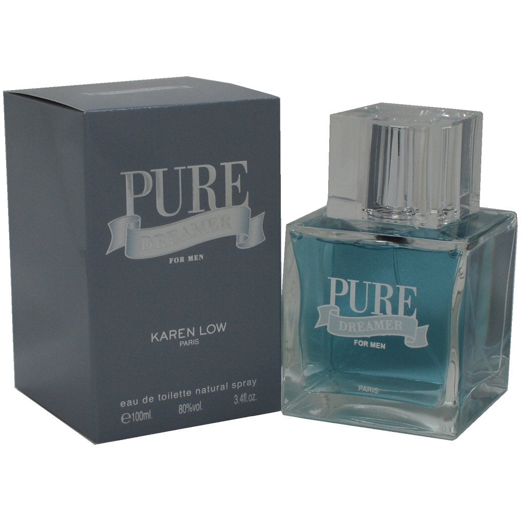 Pure Dreamer 3.4 oz EDT for men