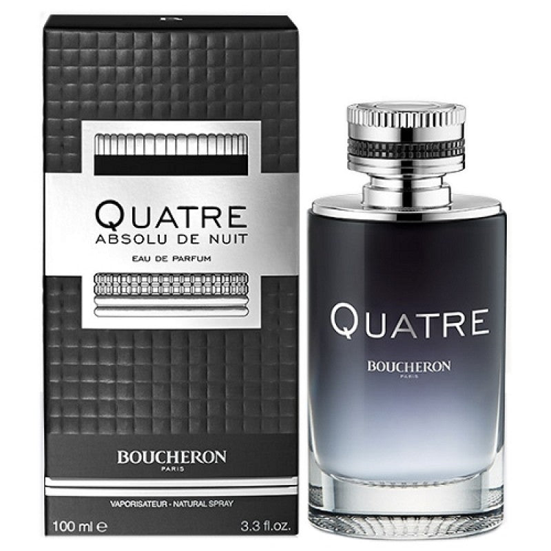 Quatre Absolu De Nuit 3.3 oz EDP for men