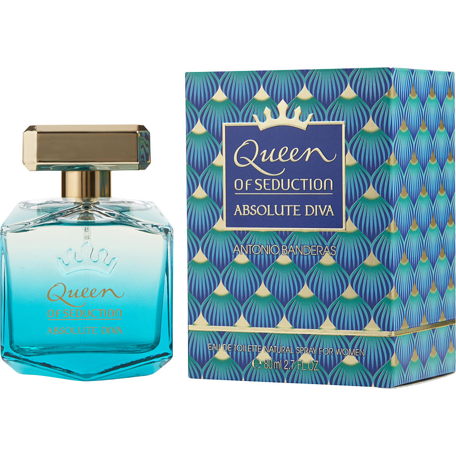 Queen of Seduction Absolute Diva 2.7 oz EDT for women