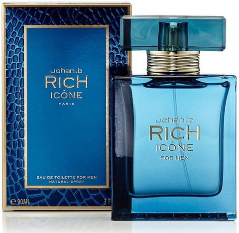 Rich Icone 3.0 oz EDT for men