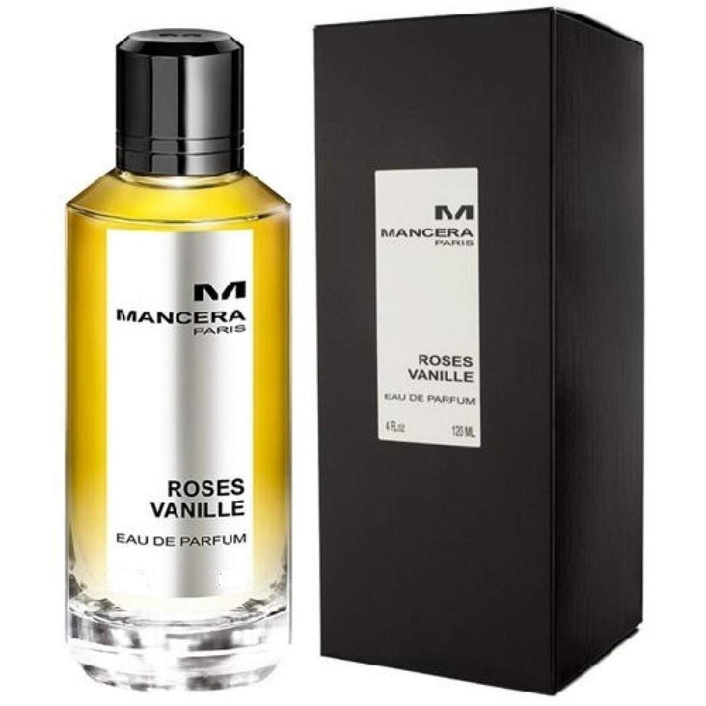 Mancera Roses Vanille 4.0 oz EDP for men