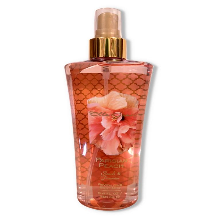 Ella James Parisian Peach 3.3 oz Body Mist for woman
