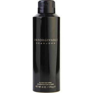 SKIN AND BEAUTY - Unforgivable Body Mist 6.0 Oz For Men