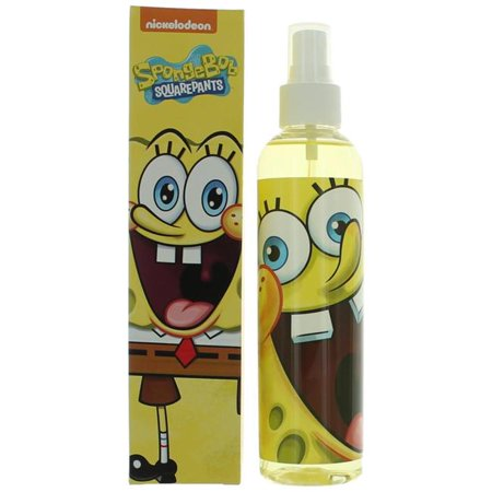 Spongebob 8 oz Body Spray