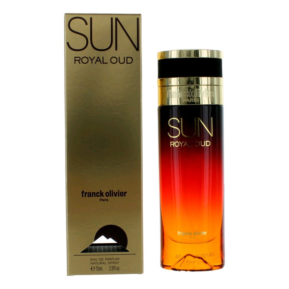 Sun Royal Oud 2.5 oz EDP for women