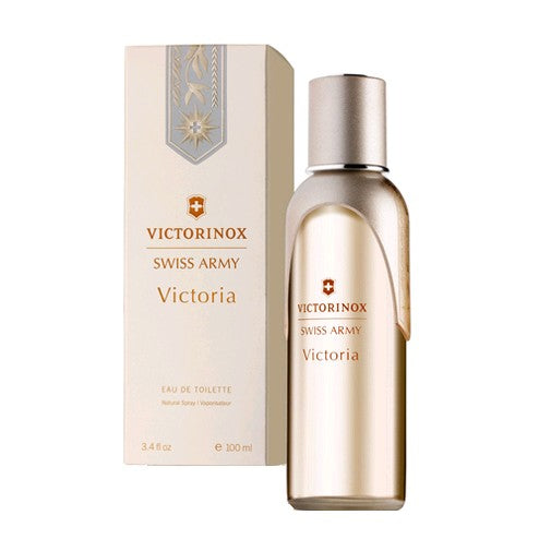 Swiss Army Victoria 3.4 oz EDT for women