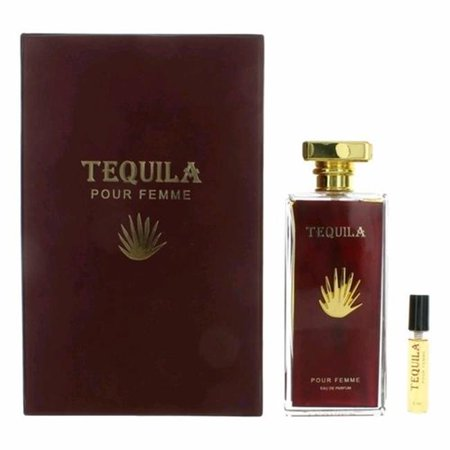 Tequila 3.4 oz EDP Travel Set for women